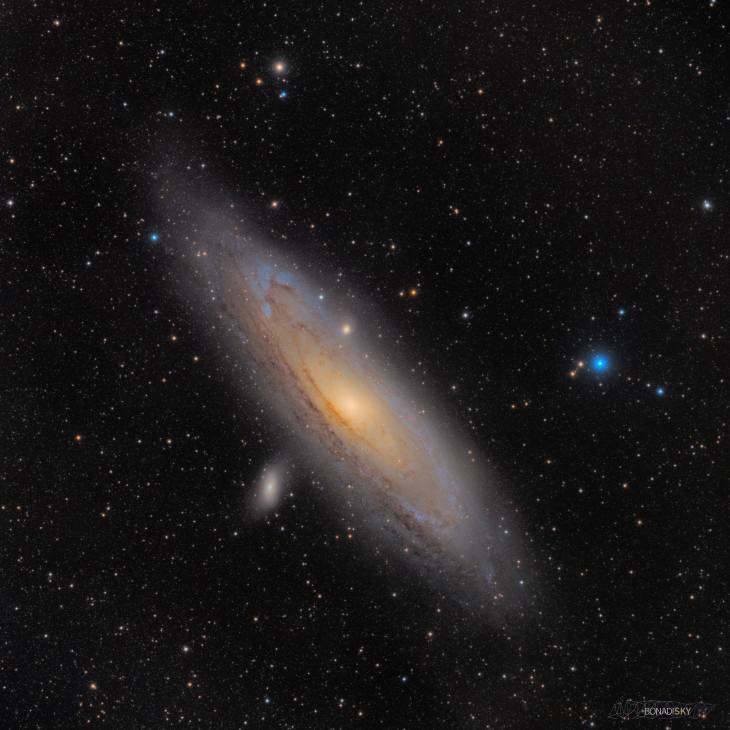 M31: галактика Андромеды
