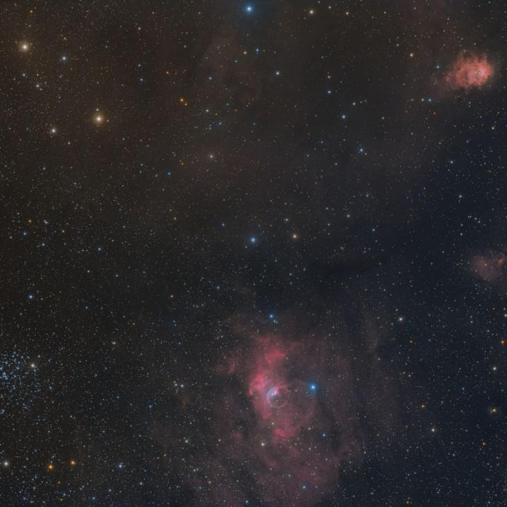 M52 (Пузырь)